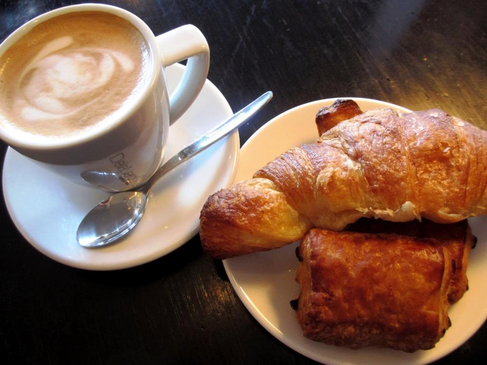 La colazione di LA MACINA
