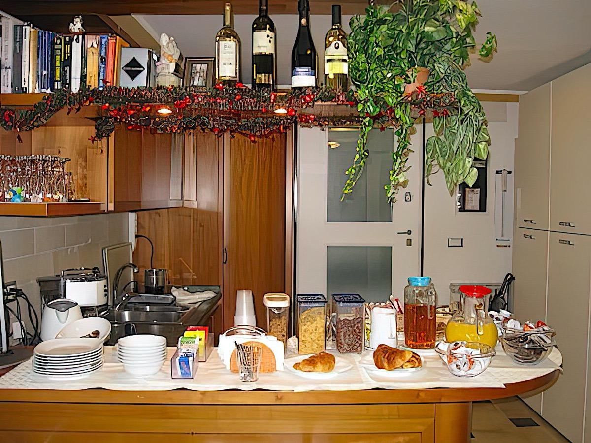 La colazione di CASA IN LAGUNA