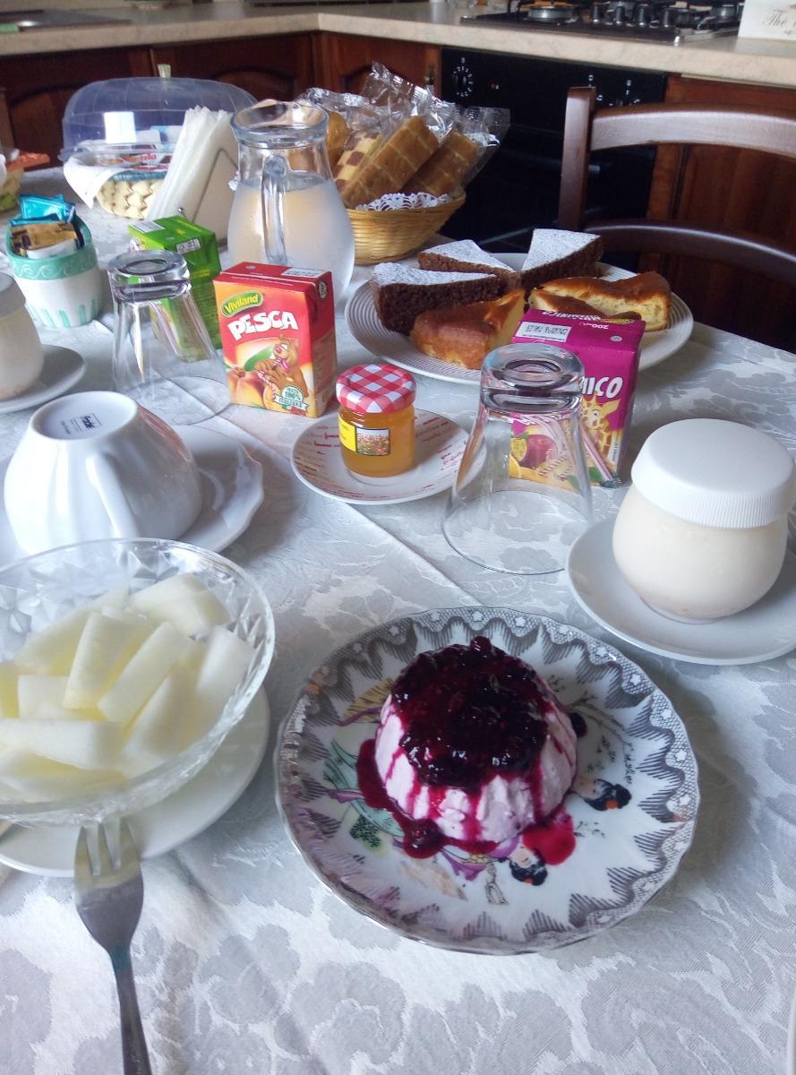 La colazione di IL MIRTO