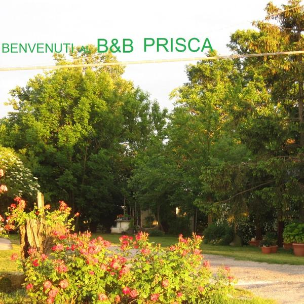 bed and breakfast prisca