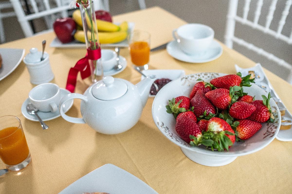 La colazione di TORRE MERLATA