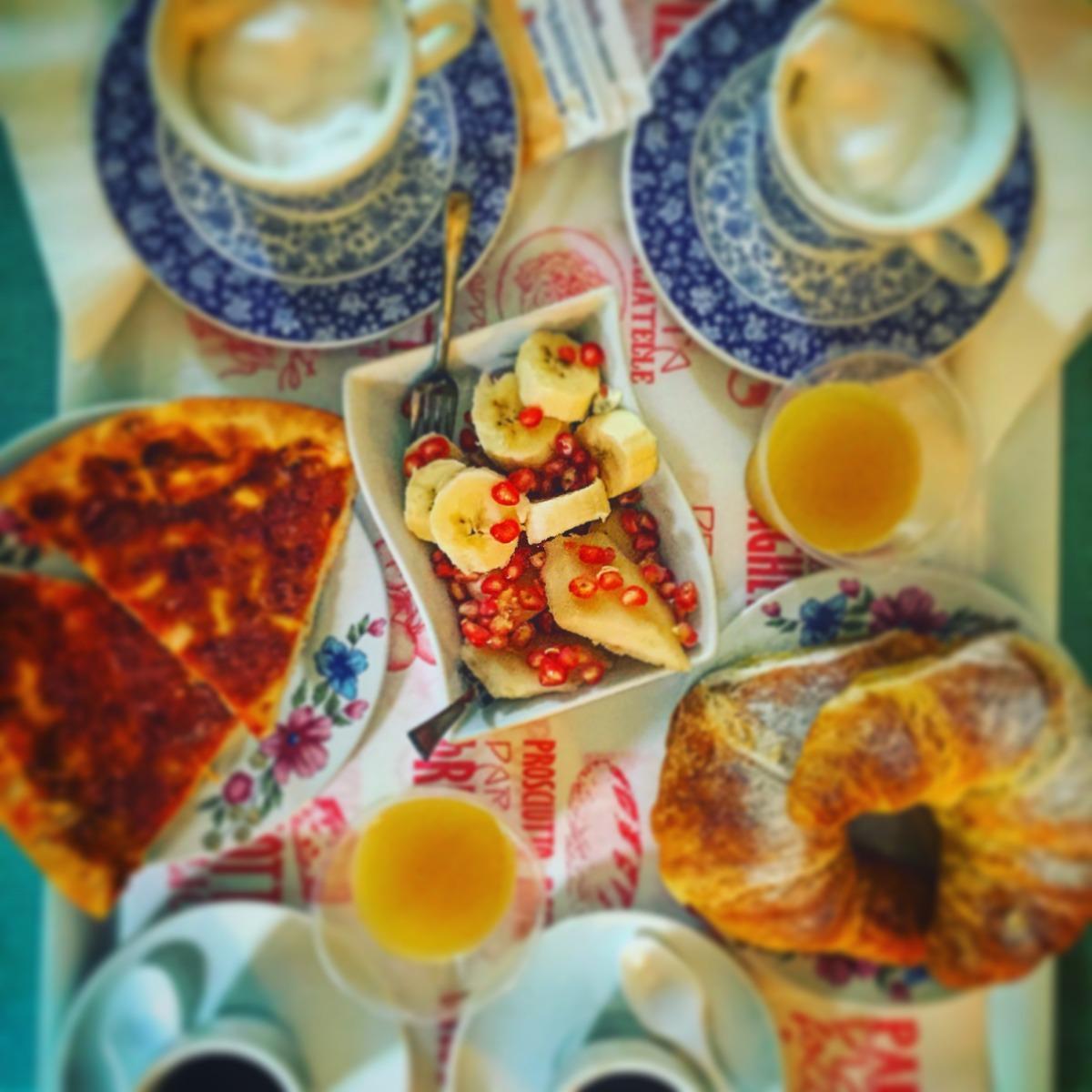 La colazione di ALBERGO LAMANNA