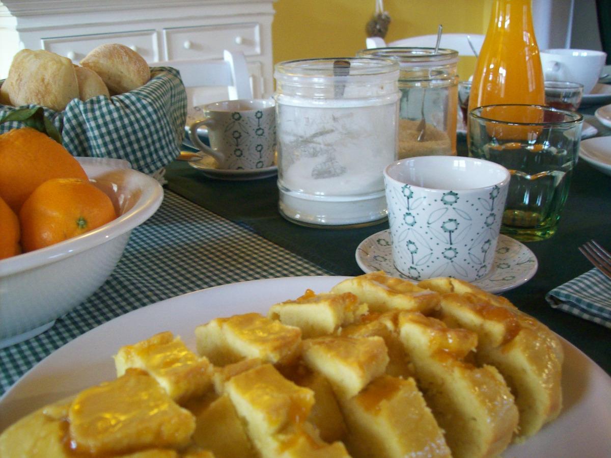 La colazione di LE ANTICHE VOLTE