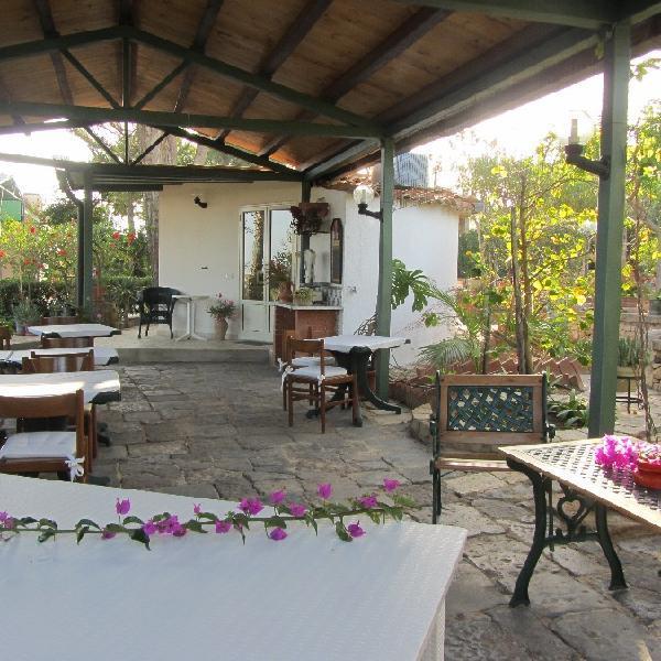 giardino a mare casa vacanze