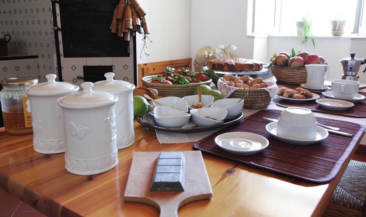 La colazione di B&B LIOLÀ