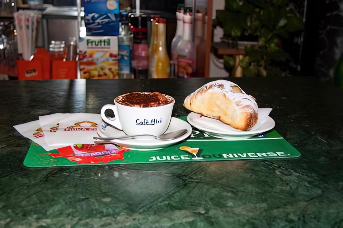 La colazione di CASATRAPANI