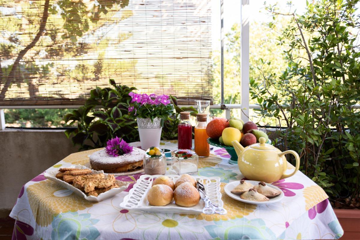 La colazione di GIOGAIA B&B ***