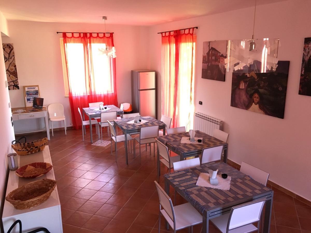 La colazione di VILLA ZIA FEBRONIA