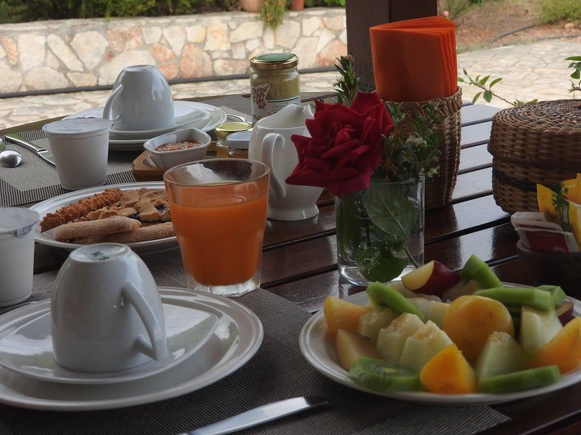 La colazione di LA GINESTRA