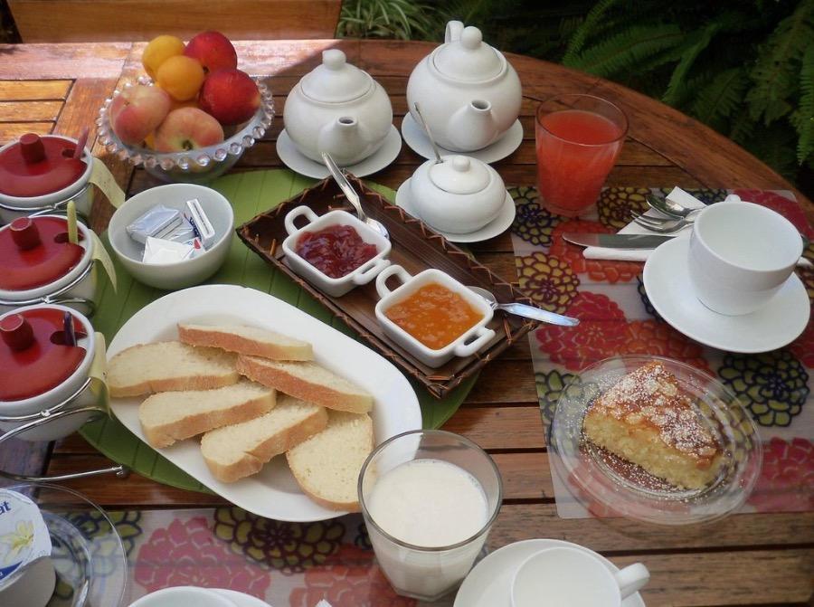 La colazione di B&B SAN BARNABA