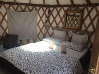 Terrazza con yurta(cucina est)