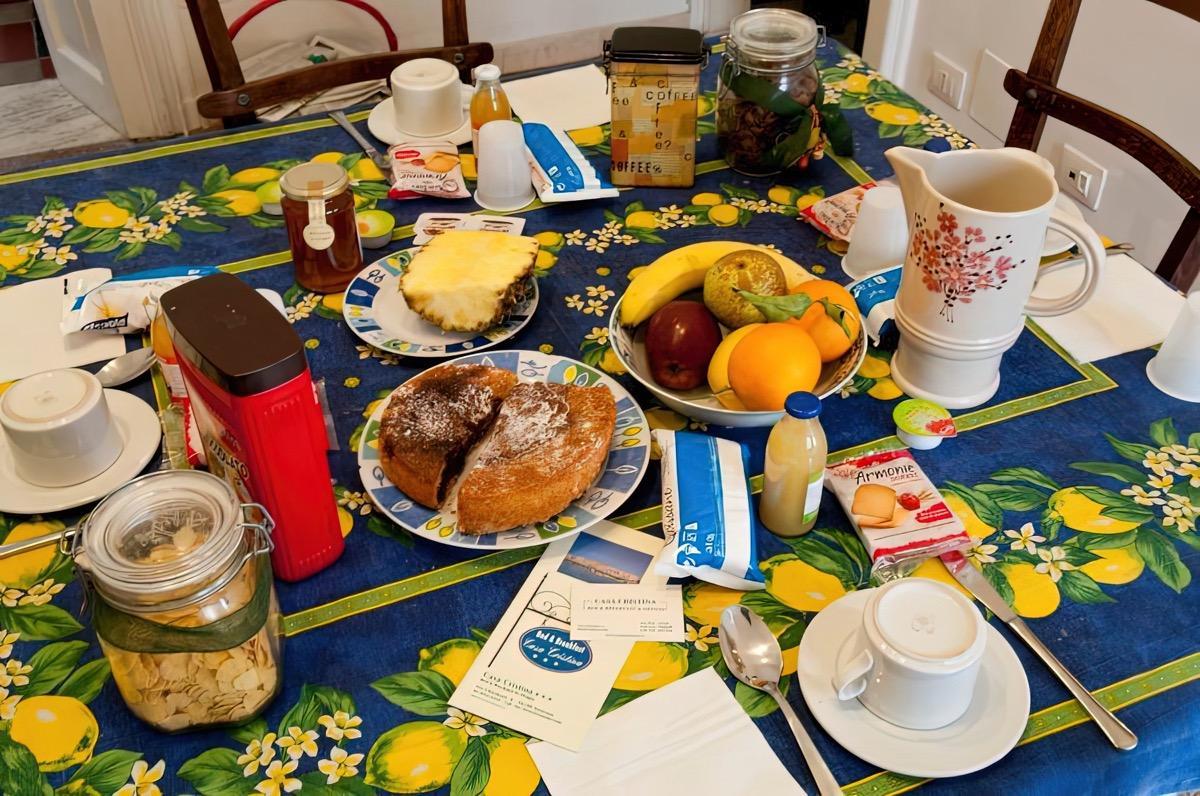 La colazione di CASA CRISTINA