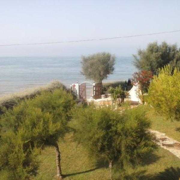 villa capo scaramia