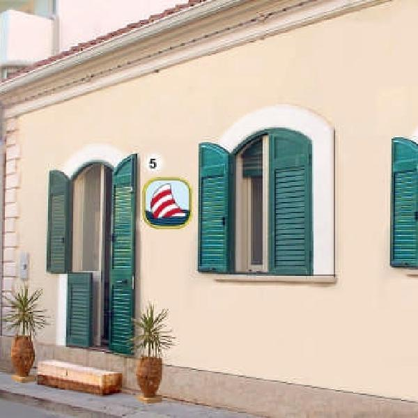 casa per ferie spinnaker