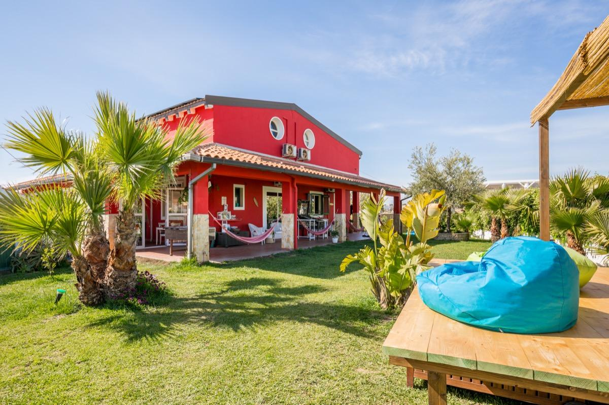 B&B Floripa Yoga & Kitesurf House Santa Maria del Focallo