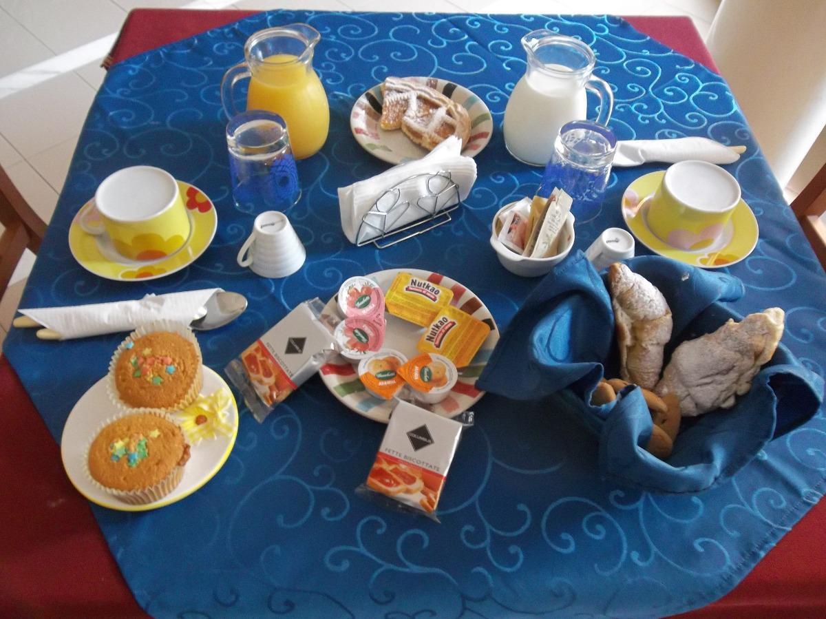 La colazione di B&B JOSEPHA