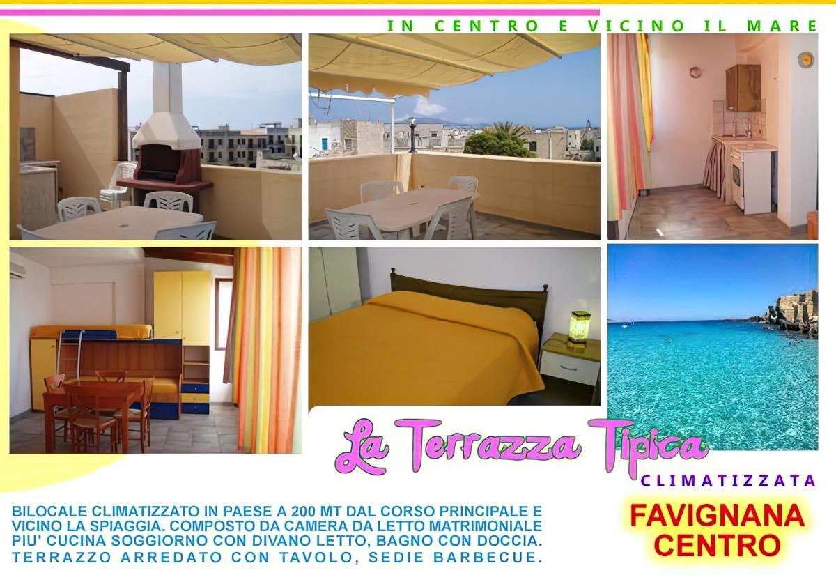 Casa Vacanze Isoltour - Appartamenti in Locazione Turistica Favignana