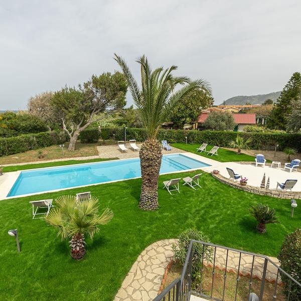 Villa Memi sul Mare