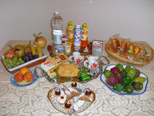 La colazione di CASA DEL CENTRO