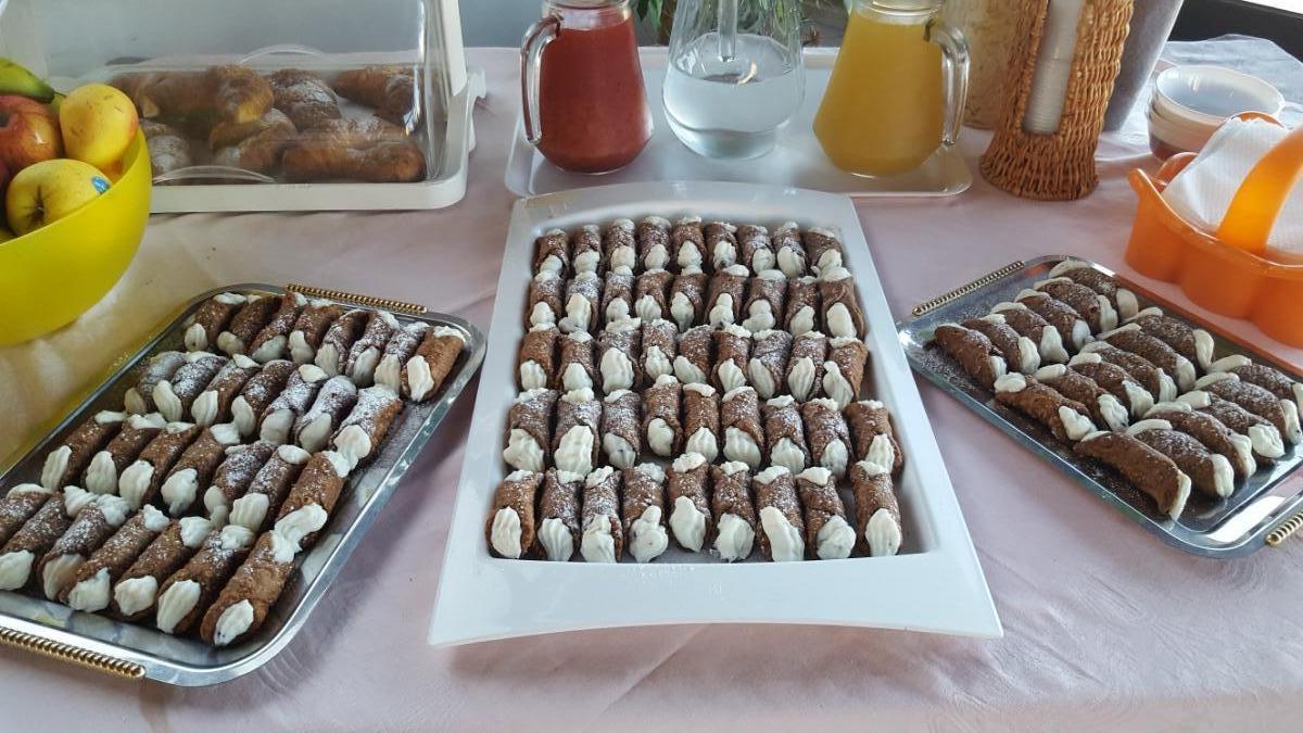 La colazione di VILLA JOLANDA & CARMELO