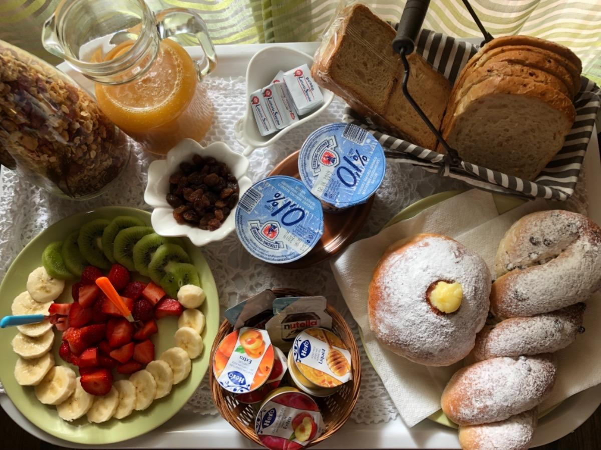 La colazione di ROOMANTIC
