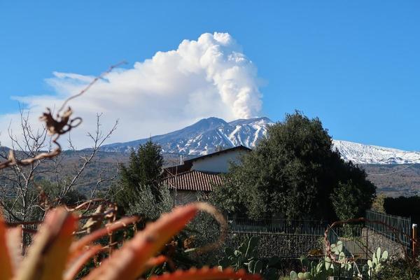 Agriturismo Etna-Mare