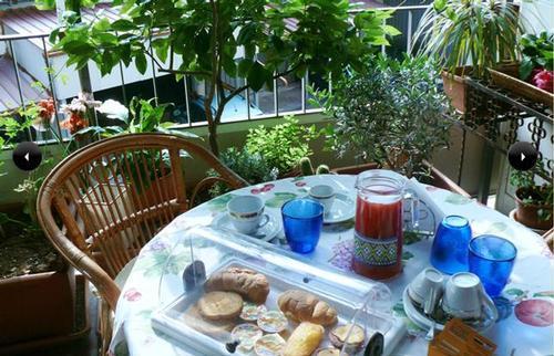 La colazione di CRISPI ROOMS