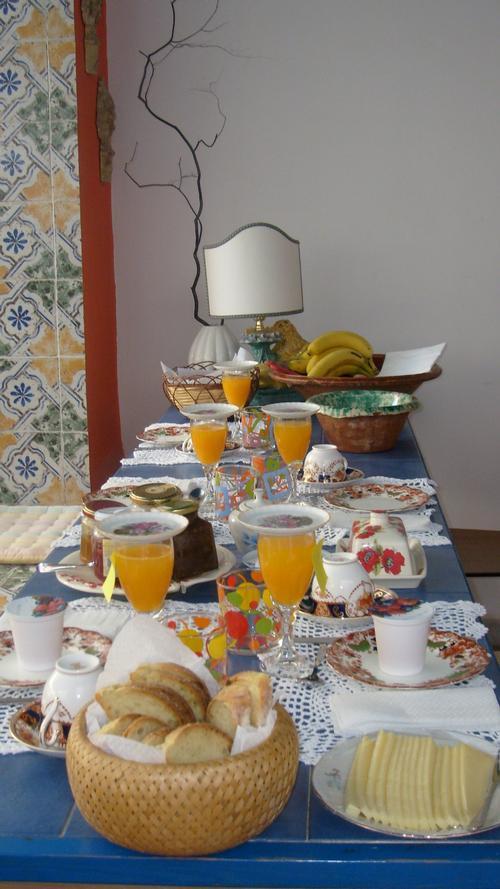 La colazione di LA CASA DI ARGO