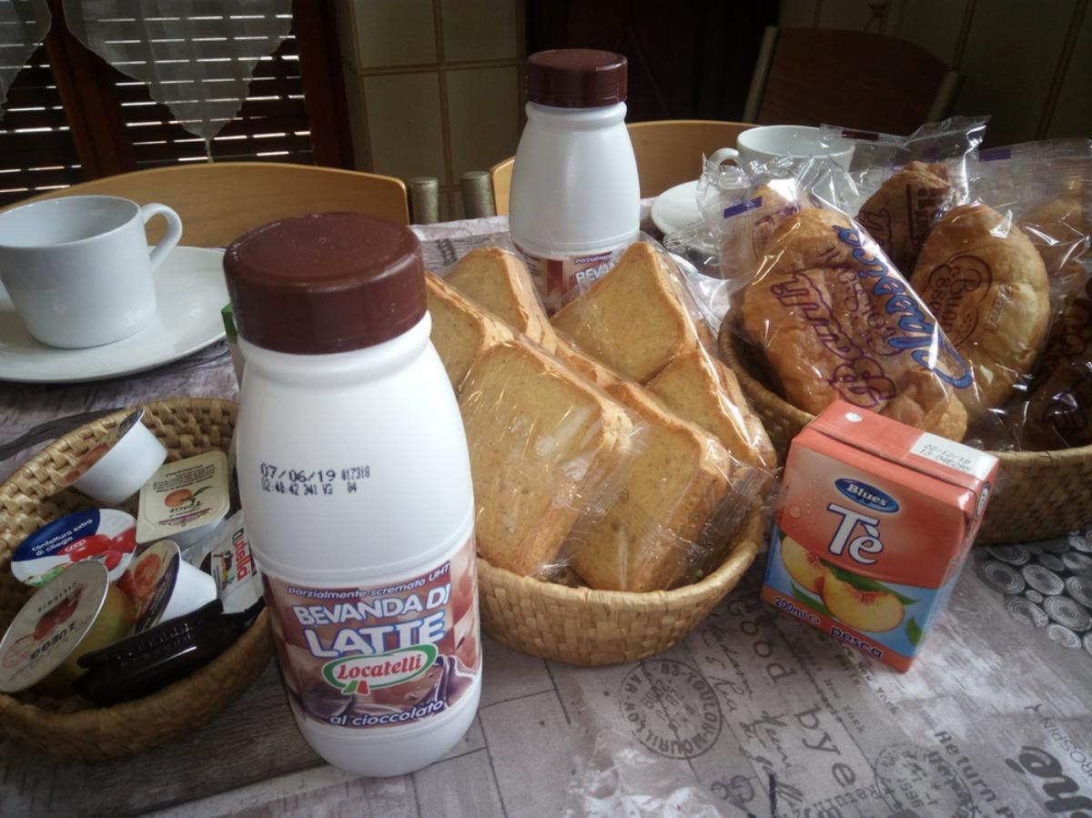 La colazione di ELIDORO
