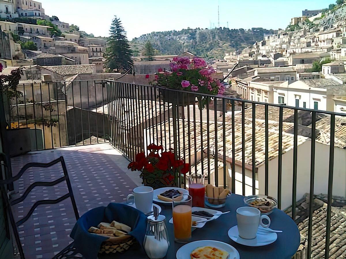 La colazione di CASA PER FERIE SICILIANDO