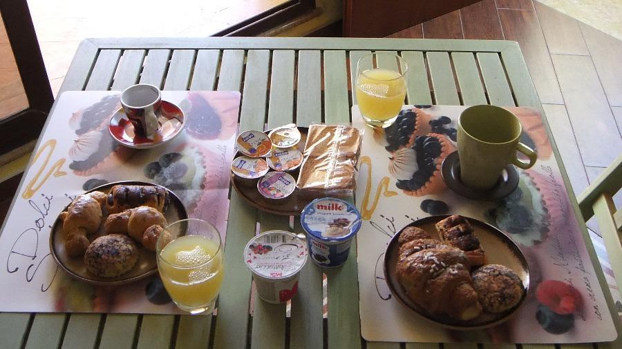 La colazione di B&B BIVONA