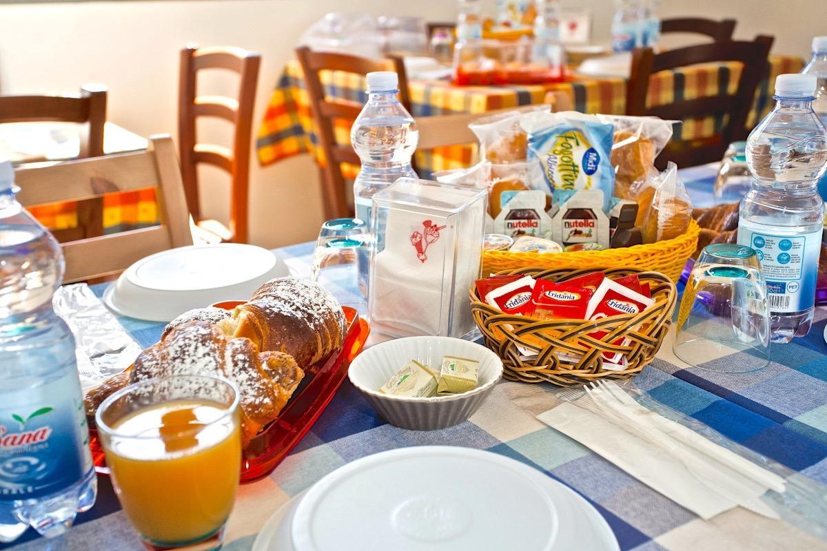 La colazione di IL VELIERO BLU