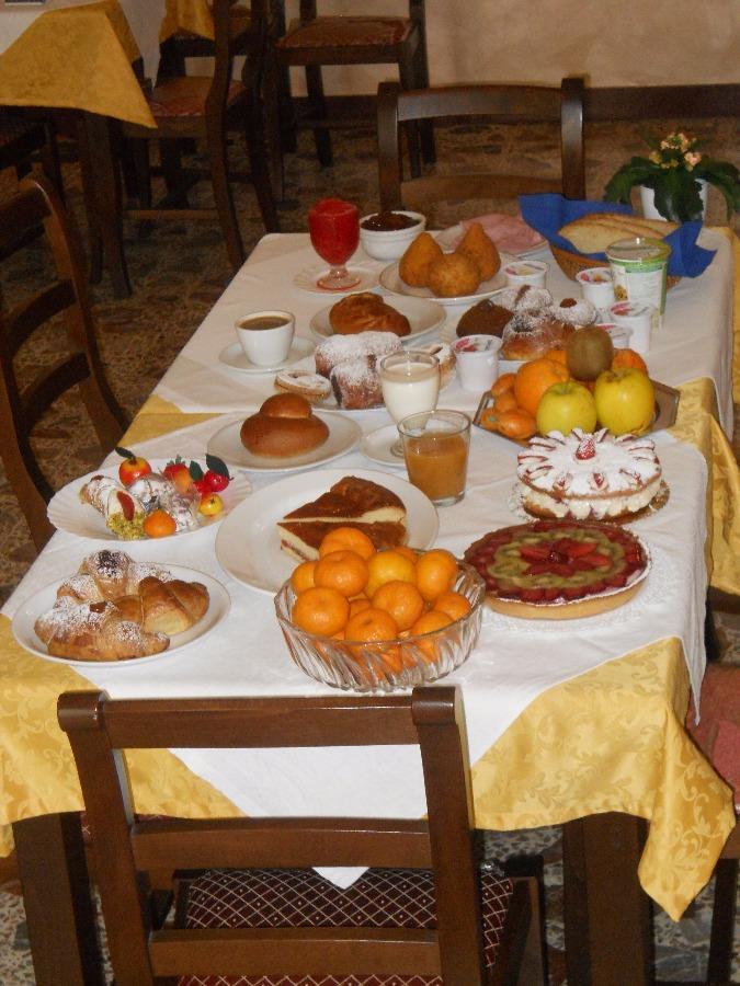 La colazione di ANTICO PALAZZO