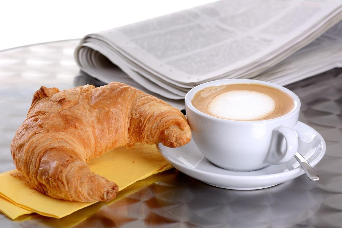 La colazione di LA PERGOLA