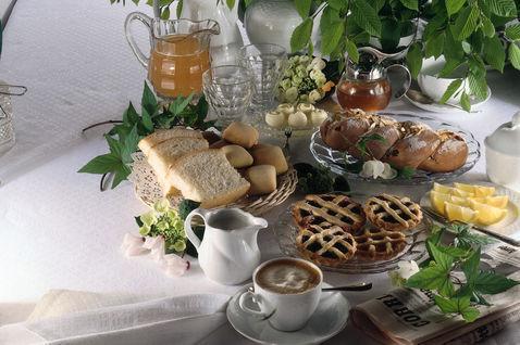 La colazione di PARCO DEGLI ULIVI