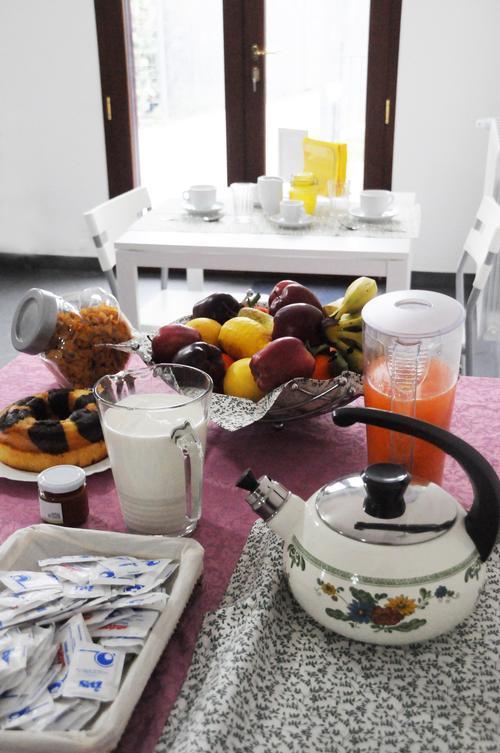 La colazione di LA CIRCUMETNEA