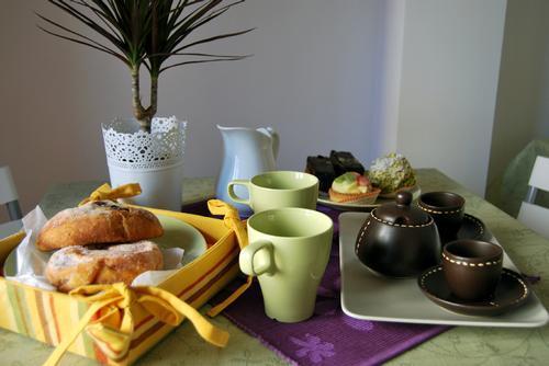 La colazione di LA CASA DEL SOLE
