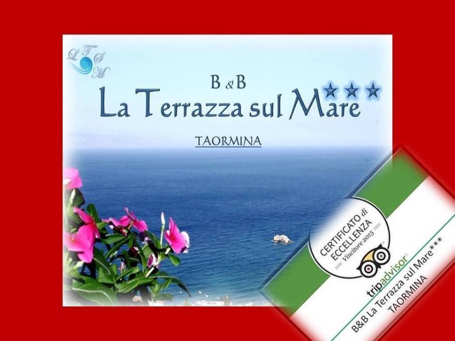 B&B La Terrazza sul Mare *** Taormina - en