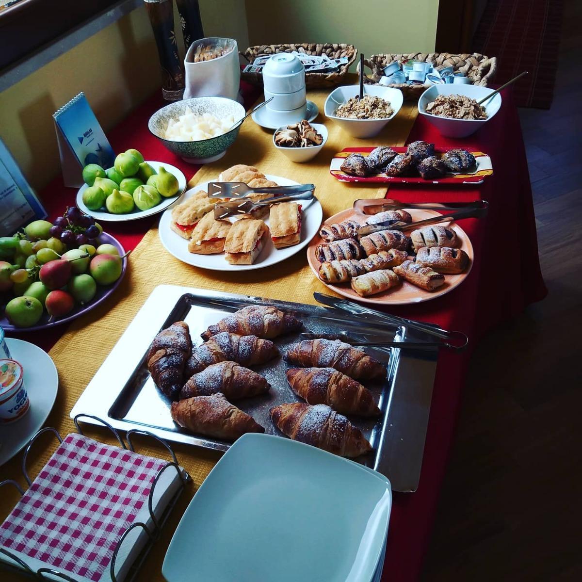 La colazione di AL CANTUCCIO