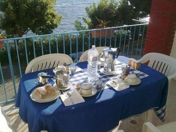 La colazione di SEASIDE
