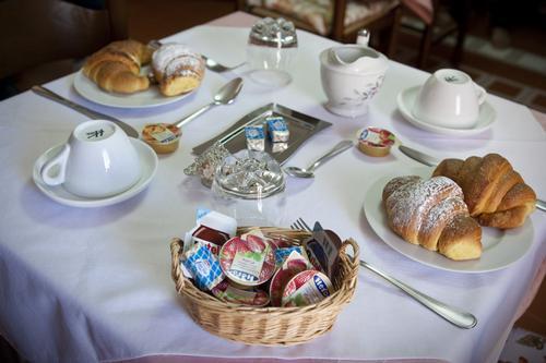 La colazione di ARMONIA