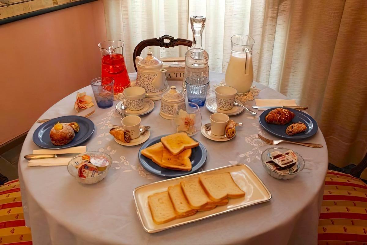 La colazione di A CASA DI LAURA