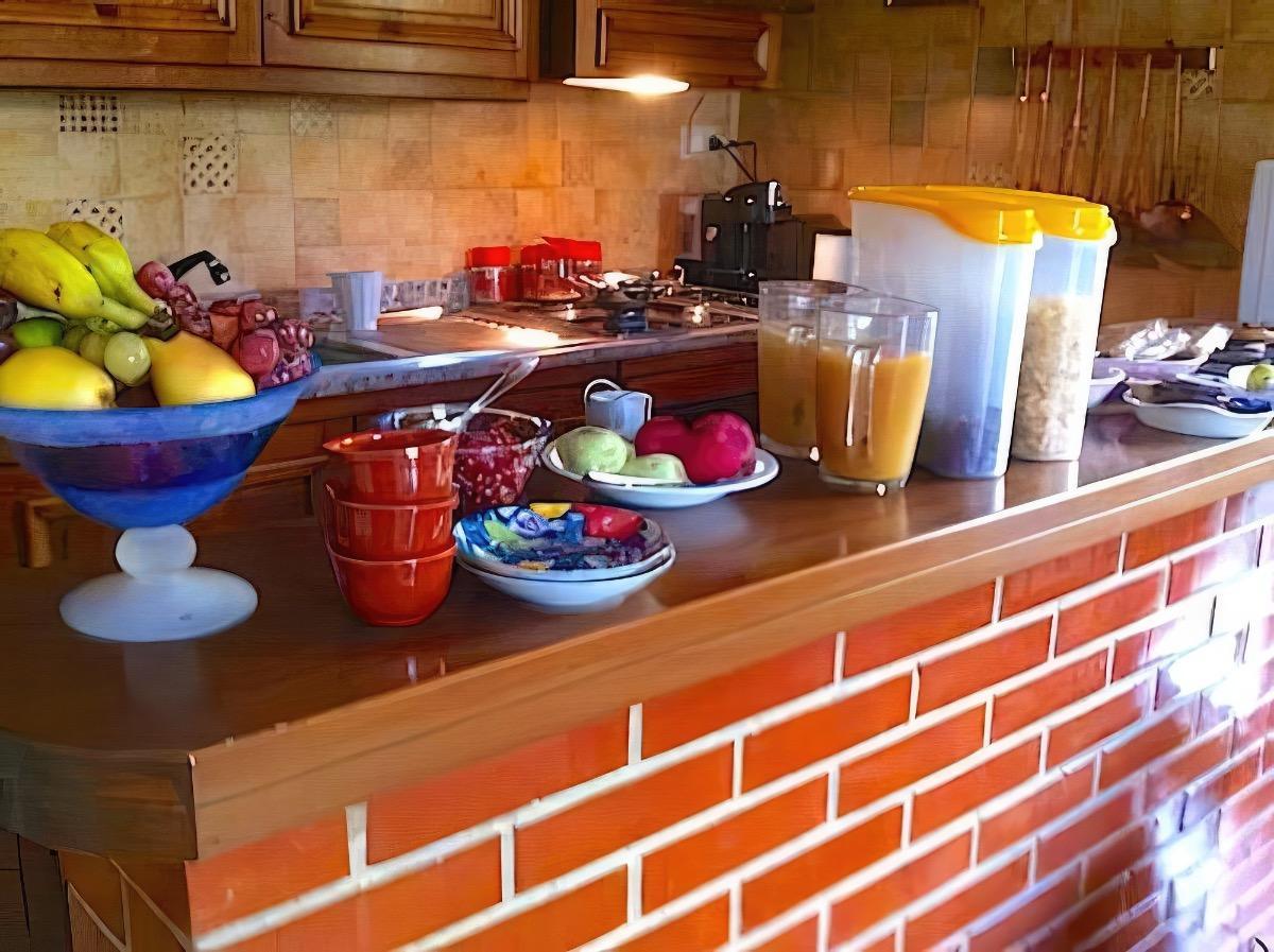 La colazione di B&B AL GIARDINO