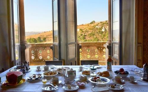 La colazione di CASTELLO VECCHIO