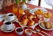 La colazione di B&B FALCONERIA
