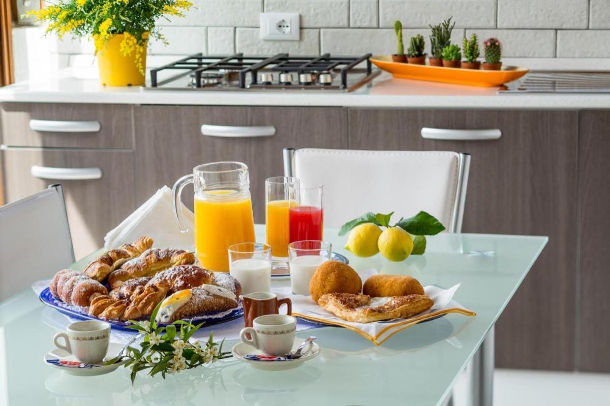 La colazione di ARRICÀMPATI