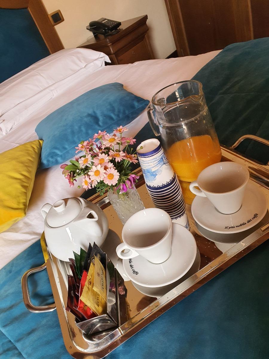 La colazione di VILLA LAMPEDUSA HOTEL & RESIDENCE