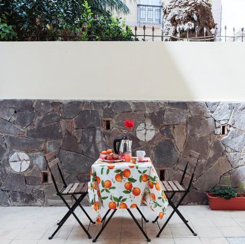 La colazione di B&B PORTA DELLA SICILIA