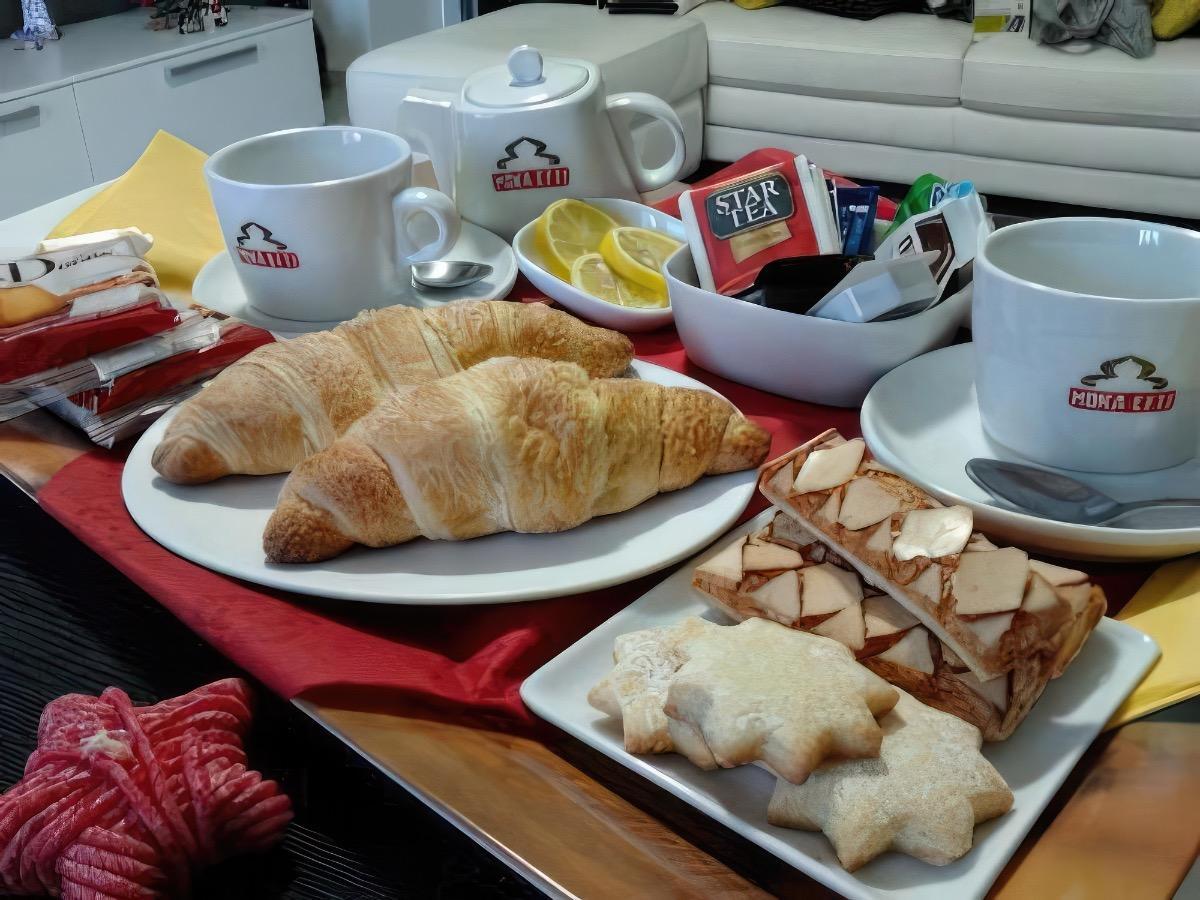 La colazione di CAMPI ELISI