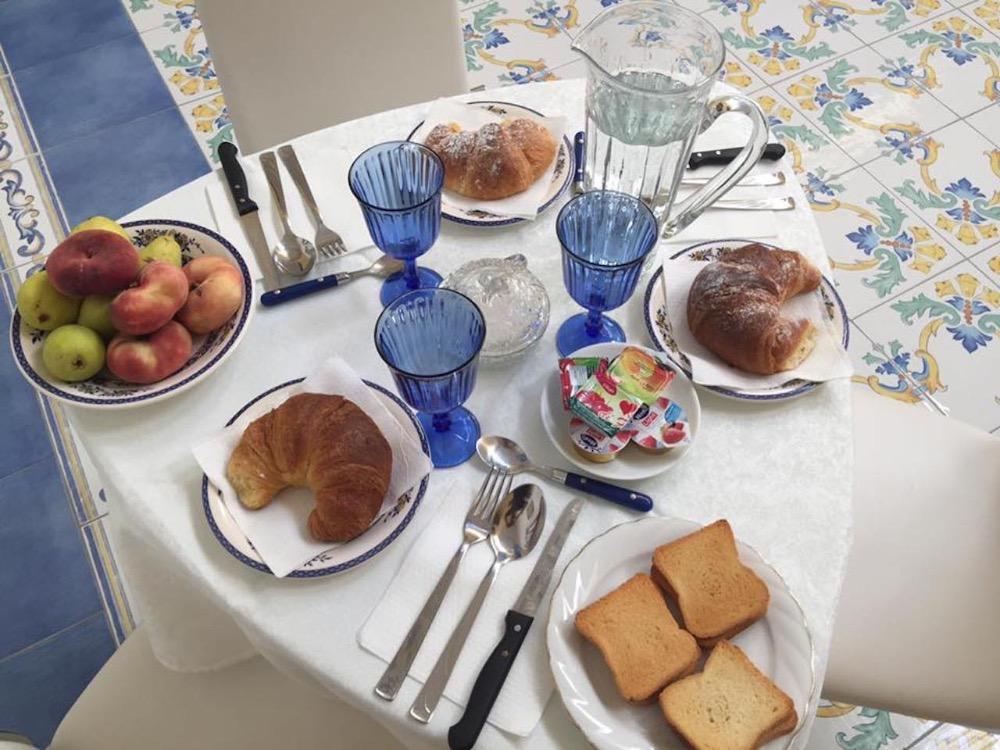 La colazione di ARTE&MARE